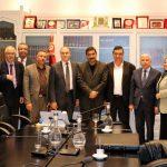 جلسة عمل مع أعضاء لجنة التّربية بمجلس نواب الشعب
