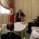 The Minister of Education receives the Ambassador of the Kingdom of Saudi Arabia in Tunisia