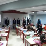 Creation of a students class at the Italian school in Tunis